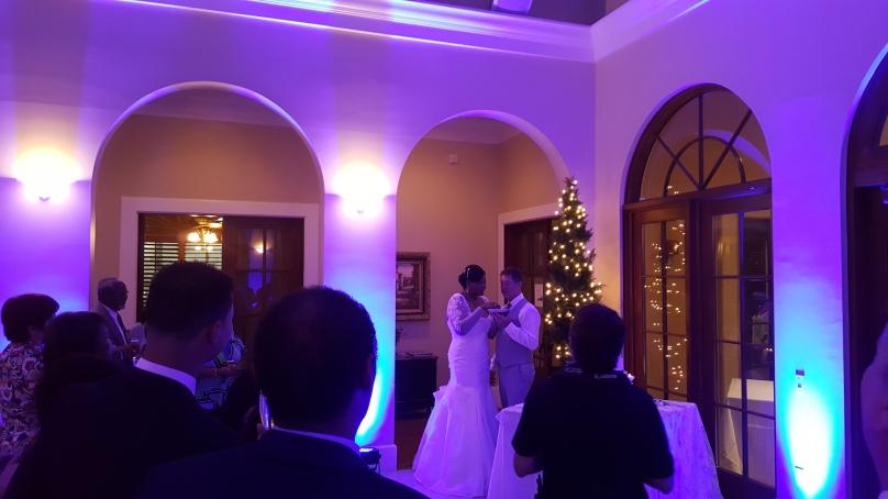 DJ Craig Grant Wedding Event July 2017