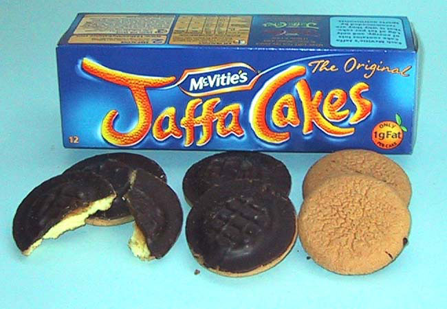 Image Result For Jaffa Cakes Box Name