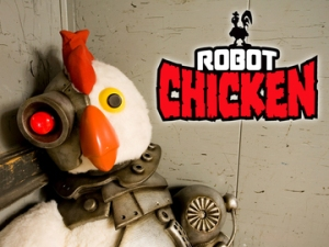 Robot Chicken Clip Of The Week