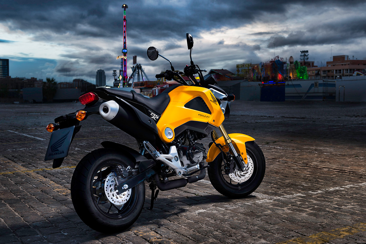 honda grom msx 125 coming soon to the united states. Black Bedroom Furniture Sets. Home Design Ideas