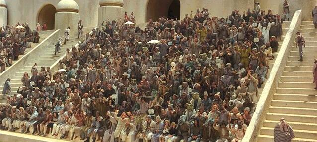 indiana jones in phantom menace